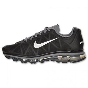 Image is loading New-Nike-Mens-Air-Max-2011-Black-Gray-