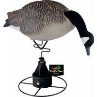 Lucky Duck Decoy Deceiver Full Body Goose Duck Turkey Decoy Motion Stand