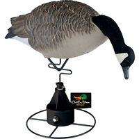 Lucky Duck Decoy Deceiver Full Body Goose Duck Turkey Decoy Motion Stand