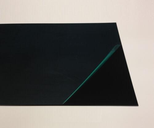 Hartschaum PVC Kunststoffplatte Format ca.1220 x 600 mm grau / weiß / schwarz