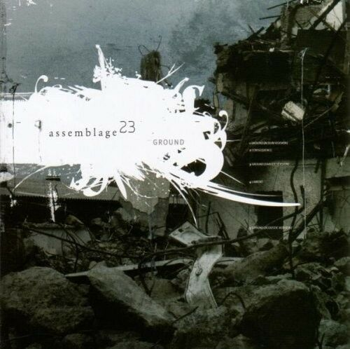 ASSEMBLAGE 23 - GROUND  CD SINGLE NEW!