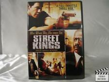 Street Kings (DVD, 2009, Checkpoint Sensormatic Widescreen)