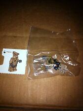 Star Wars 2013 Lego Advent Calendar Geonosian Warrior Mini Figure New Sealed!