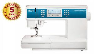 Macchine Macchina da per cucire Pfaff Ambition Essential - SUPEROFFERTA Web