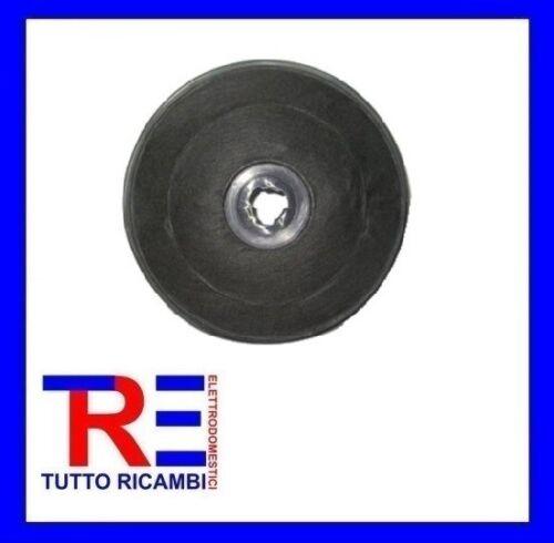 FILTRO CAPPA CON CARBONE ATTIVO DIAMETRO 228 mm H 25 mm ADATTABILE FABER