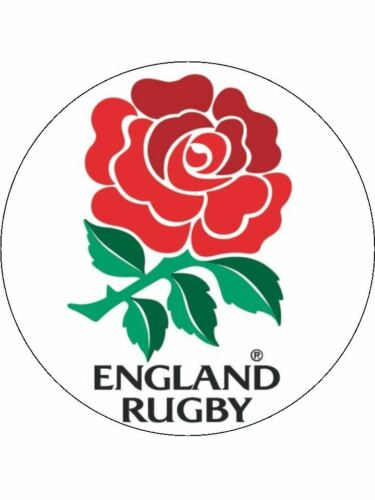 """Rugby Angleterre Topper 7.5/"""" Round Pré Coupe givrage"""