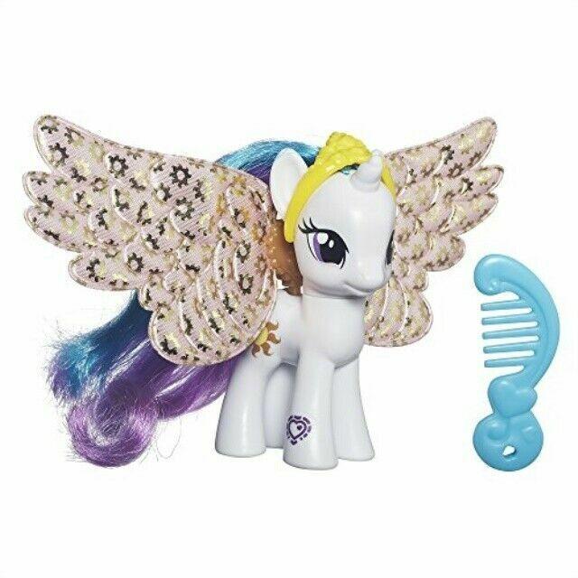 My Little Pony Explore Equestria Shimmer Flutters Princess Celestia Twight For Sale Online Ebay