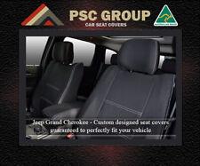 Seat Cover Jeep Grand Cherokee Srt Frontfb Rear Waterproof Premium Neoprene