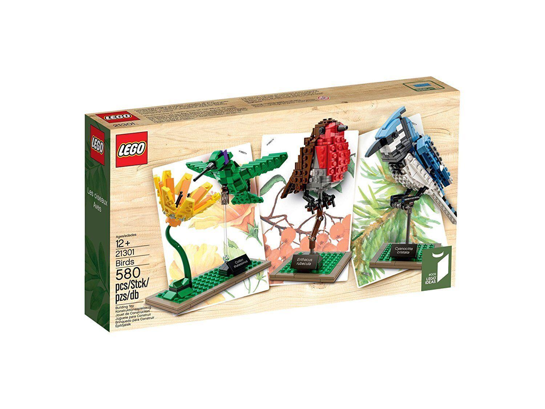 LEGO Ideas Birds (21301) - Brand New & Sealed (RETIROT)