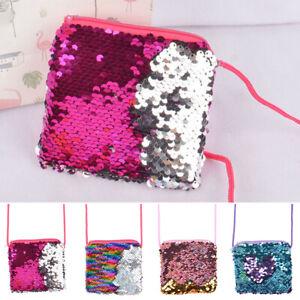 Children-Kid-Girls-Bling-Sequin-Handbag-Shoulder-Messenger-Bags-Crossbody-Wallet