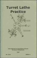 1947 - Turret Lathe Practice - Reprint