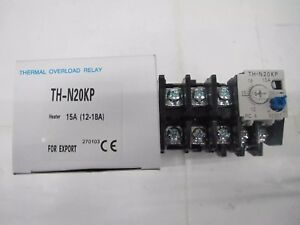 7-11A 1pc New Mitsubishi Thermal Overload Relay TH-N20KP 9A