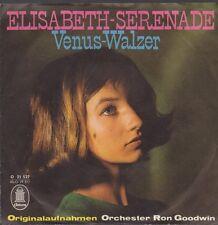 "7"" Orchester Ron Goodwin Elisabeth Serenade / Venus-Walzer 60`s EMI Odeon"