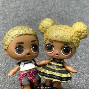 Original Sparkle Pharaoh Baby Egyptian Gold Doll Confetti Pop Glitter Toys