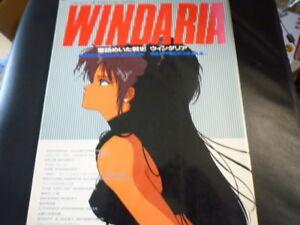 Windaria-Art-Book-Mediamix-Special-Anime-Mutsumi-Inomata-From-Japan