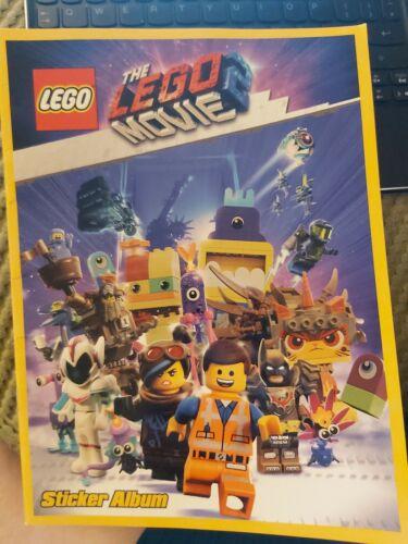 The Lego Movie 2 Stickers For Sticker Album