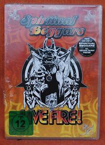 SPIRITUAL-BEGGARS-LIVE-FIRE-NEW-amp-SEALED-MUZIEK-DVD