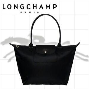 Image is loading Longchamp-Le-Pliage-Neo-1899-Tote-Nylon-Handbag-
