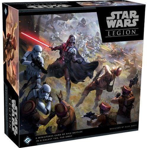 Star - wars - legion kern box nib
