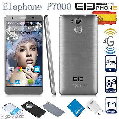 "5.5 ""FHD Octa Core 4G 13MP 16GB+3GB Dtouch Smartphone Móvil Libre Elephone P7000"