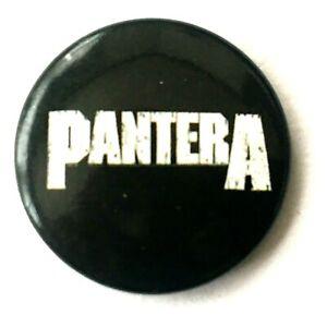 Pantera-25mm-Originale-2008-Bottone-Distintivo-Sicurezza-Chiusura-Heavy-Metal
