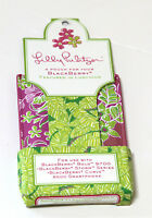 Lilly Pulitzer 117532 Blackberry Smart Cell Phone Floral Pouch