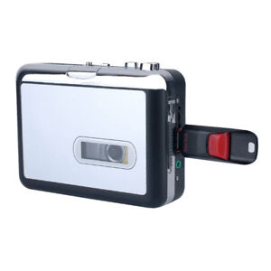 Tape-cassette-converter-capture-recorder-to-mp3-to-USB-Flash-Disk-walkman-player