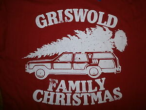 Griswold-Famille-Noel-Retro-Truckster-National-Lampoon-Vacances-Arbre-Nwt