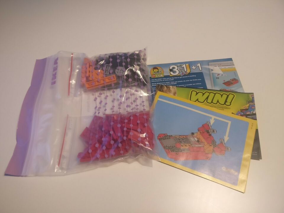Lego Creator, 31003