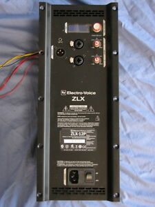 EV-Electro-Voice-ZLX12P-or-ZLX15P-Plate-Amp-Amplifer-Flat-Rate-Repair-Service