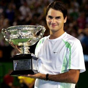 T-shirt tennis Nike Roger Federer, Open d'Australie 2006, taille L