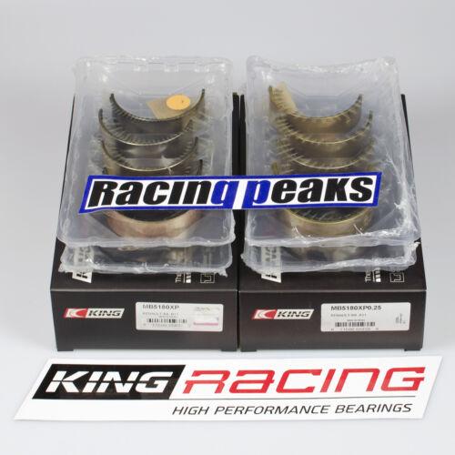 RENAULT F7P F7R F4R F5R F3P F3R F2 main bearing KING MB5180XP