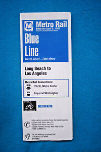Metro-Blue-Line-Los-Angeles-to-Long-Beach-April-6-1997