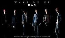 B.A.P Japan 7th Single [WAKE ME UP] CD + ORIGINAL GOODS Limited Edition