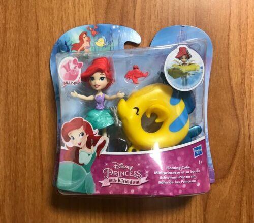Principessa Disney Nuovo di Zecca PICCOLO REGNO GALLEGGIANTI CUTIES bambole snap-in