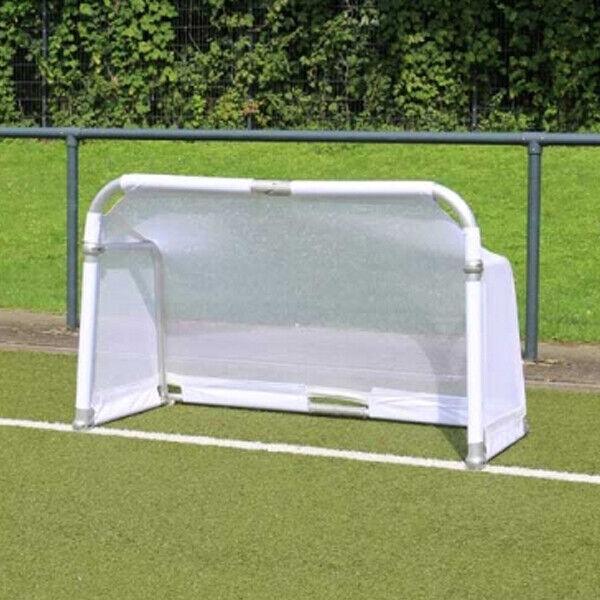 funtoplay ® (DFB) Mini Mini Mini Fußball Tor Aluminium (3 Größen) klappbar TÜV geprüft 9aacba