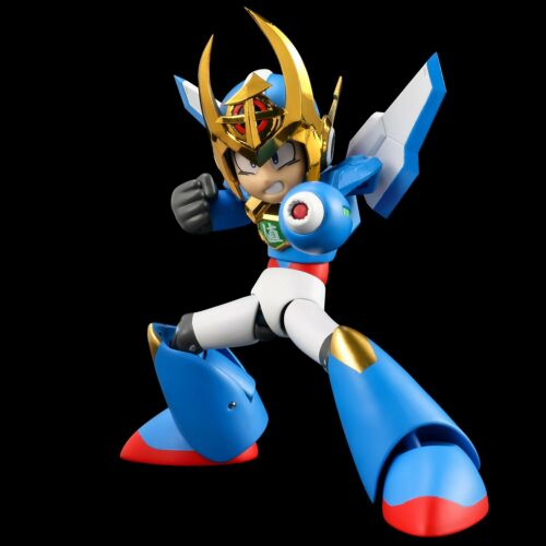 4 Inch Nel Inchnel Mega Man Megaman Rockman 30th Anniversary x Sentinel 10th