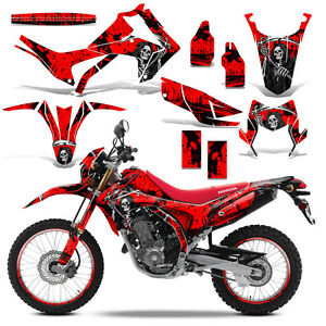 Details about Honda CRF 250L 250M Decal Graphics Kit Dirt Bike Wrap  Stickers 2013-2016 REAP R