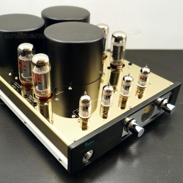 YAQIN MC-13S GD EL34 MC-10L Vacuum Tube Hi-end Tube Integrated Amplifier US