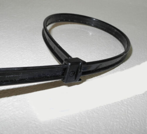 Kabelbinder Hellermann Tyton Typ KR 8//43 42cm lang 785 N 8mm breit 100 St.