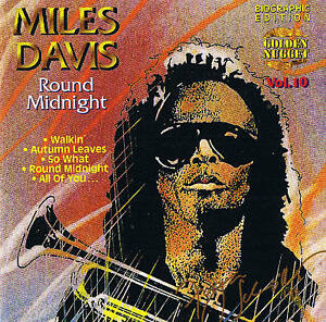 Miles-Davis-034-round-Midnight-034-world-jazz-CD-NEUF-amp-OVP-Cosmus-DSB