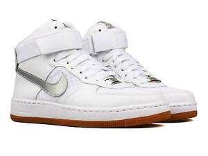 Dettagli su NIKE AIR FORCE 1 ULTRA FORCE MID sneakers donna EU 38 US 7 scarpe da ginnastica