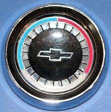 NOS Corvette horn cap button 1963 1964 1965 1966 1967 # 3899365