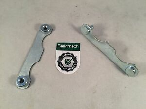 Latch Plastic Lock Nut Set x 10 MWC1950 Bearmach Land Rover Defender Door Lock