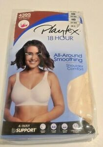 Playtex 18 Hour® Full Coverage Smoothing Wirefree Bra