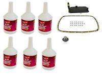 Bmw E53 X5 01-06 3.0 Auto Trans Service Kit Fluids Drain Plug Filter Kit on sale