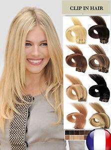 45-60CM-8-Extensions-de-cheveux-a-clips-100-RAIDE-NATURELS-FR-LA-POSTE
