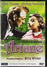 Billy Wilder: ARIANE con Gary Cooper, Audrey Hepburn, Maurice Chevalier...