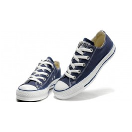 Converse Chuck Low Taylor All Star Low Chuck Navy num-41 4464b1