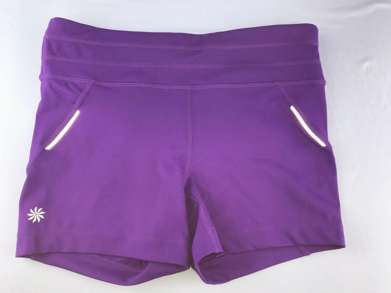 ATHLETA Purple Yoga / Running / Cycling / Spin Sh… - image 3